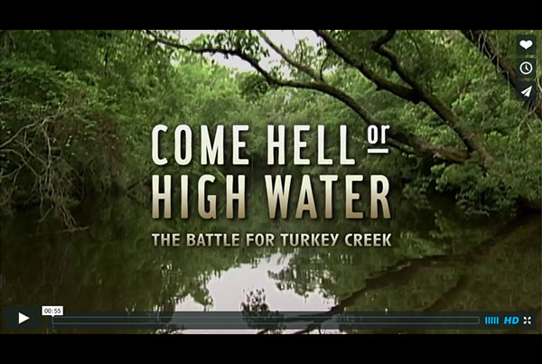 Come Hell or High Water Trailer