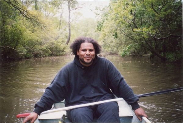 Derrick Evans on Turkey Creek (2003)